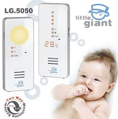 LG.5050 Full Digital 2 Way Baby Monitor