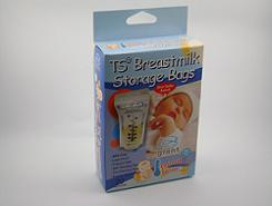 Lg.6114 Thermal Sensor Breastmilk Storage Bags