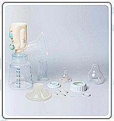 LG.6897 Mini Breast Pump